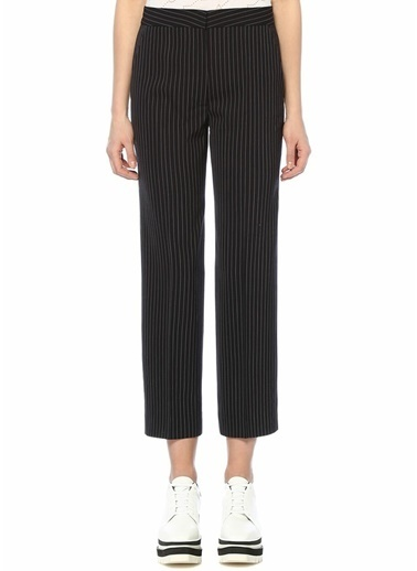 Stella McCartney Pantolon Lacivert